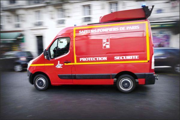 Photo d'illustration de pompiers.