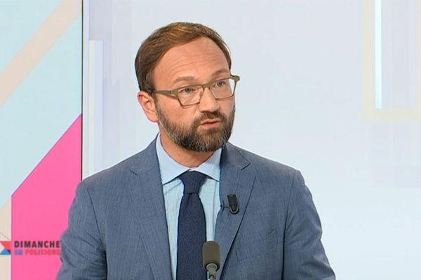 Patrick Mignola, député de la Savoie, invité de Dimanche en Politique Alpes