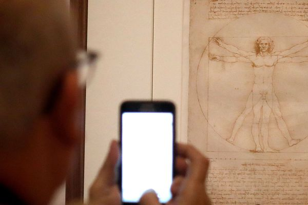 260.000 billets pour l'exposition Léonard de Vinci au Louvre ont déjà été réservés.