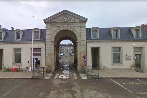 Le centre psychothérapique de Nancy.