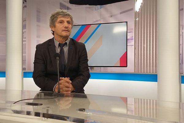 Didier Codorniou le maire PRG de Gruissan invité de Dimanche en politique sur France 3 languedoc-Roussillon décembre 2016