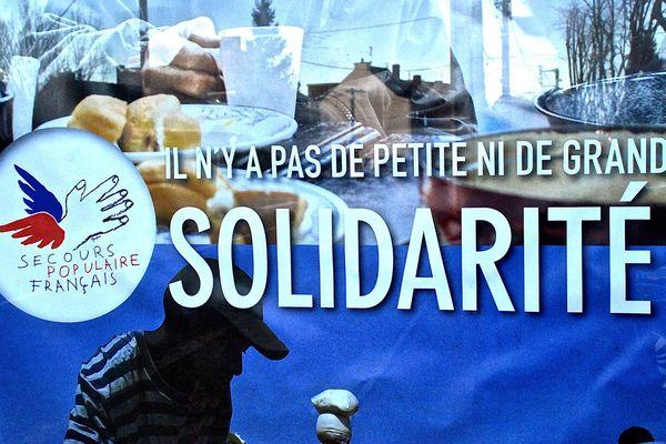 Le Secours Populaire de Saint-Nazaire lance un appel aux dons après les averses de grêl qui ont détruit la toiture du Carrefour des Solidraités