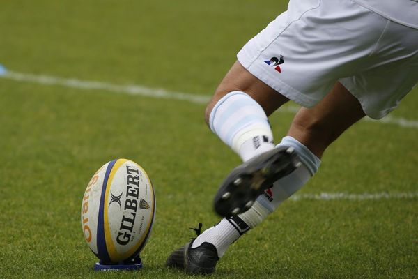 """L'USON Nevers Rugby veut """"se racheter"""" devant son public (image d'illustration)"""