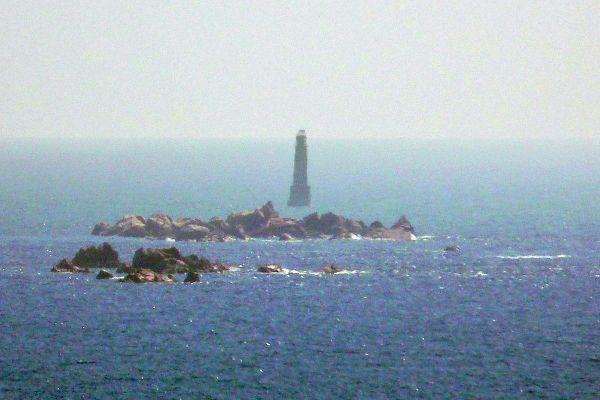 Les îlots des moines, dans la réserve naturelle de Bonifacio
