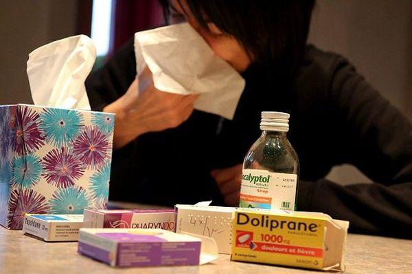 En 7 jours, les cas de grippe sont en forte augmentation dans la région.