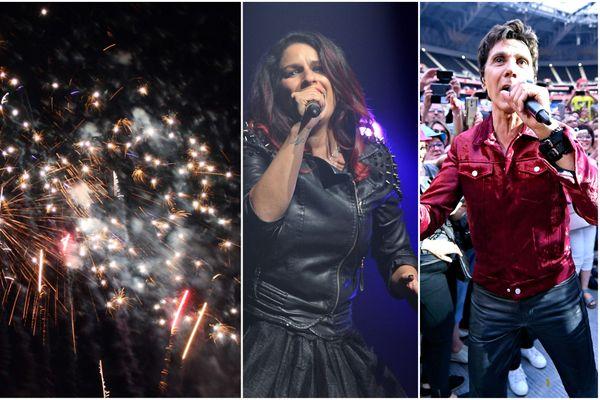 Feu d'artifice, concerts de stars des années 80 comme Larusso ou Jean-Luc Lahaye... la ville de Wattrelos propose deux jours de festivités pour le 14 juillet.