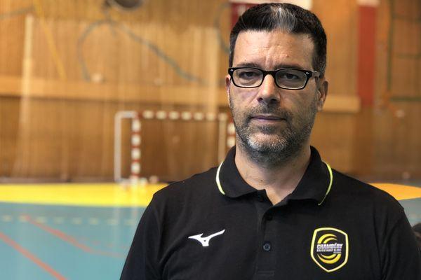 Erick Mathé à Chambéry