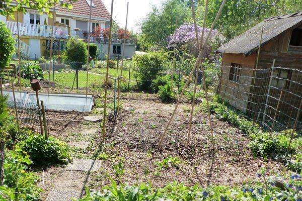 Le jardin d'Eric