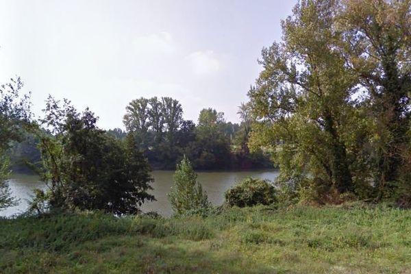 L'homme s'est noyé dans le Tarn au bout du chemin de Rivière