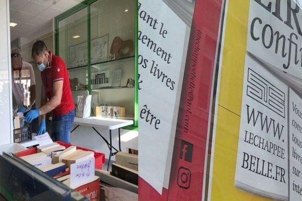 La médiathèque de Portiragnes et une librairie de Sète (Hérault) assurent des livraisons de livres à domicile pendant le confinement