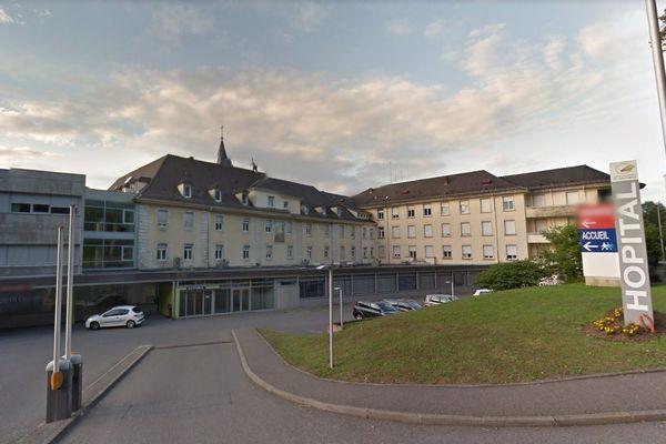 Le centre hospitalier Saint-Morand d'Altkirch n'accueille plus de maternité puis le début du mois de novembre 2019.