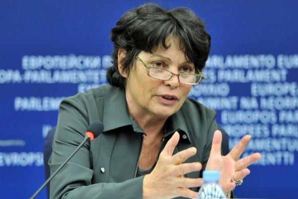 Michèle Rivasi, députée européenne EELV