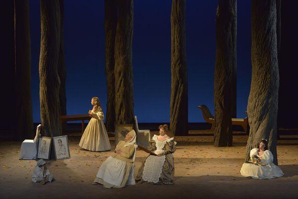 Eugène Onéguine de Tchaïkovsky du 11 au 18 février à l'Opéra de Marseille