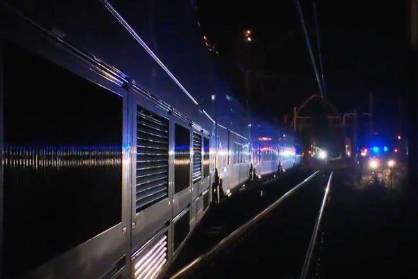 Nuit de galère pour les passagers du train 8538 entre Hendaye et Bordeaux