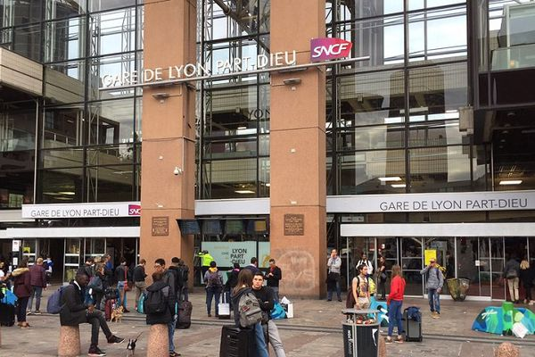 Gare de la Part-Dieu, Lyon
