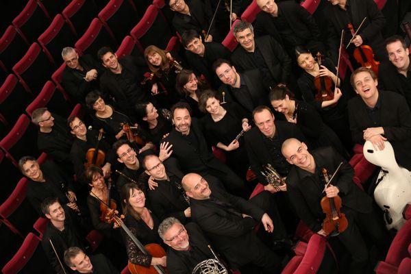 12 nationalités sont représentées au sein de l'orchestre de Cannes, autant de traditions différentes qui seront traduites en musique lors du concert du Nouvel An.