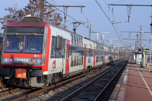 Le 16 avril 2011, vers 21h00, les trois jeunes étaient montés à l'avant d'un train de banlieue à destination de Saint-Denis.