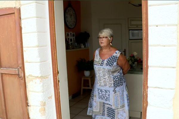 Marie-Dominique Aubin doit quitter avant la fin de l'année le logement qu'elle occupe depuis plus de 50 ans