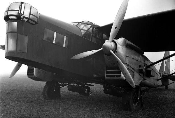 Le Potez 540 est un bombardier français équipé pour le vol de nuit et capable de parcourir jusqu'à 1300 kilomètres à 350km/h. Les premiers exemplaires furent fabriqués à Méaulte dans la Somme.