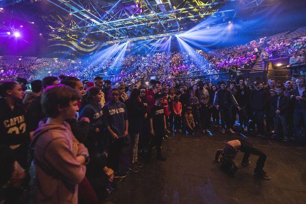 5000 personnes au zénith de Toulouse pour ce championnat du monde de danse hip-hop