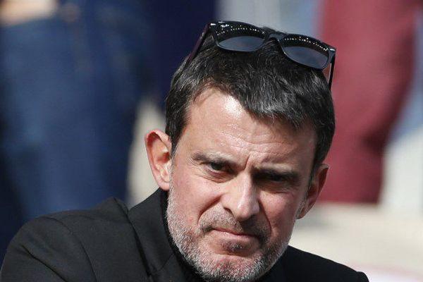 L'ancien Premier ministre français a annoncé qu'il envisageait d'être candidat à la mairie de Barcelone.