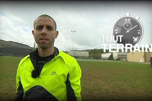 Paul Fontaine le Bisontin vit sa passion de la course à pied malgré la mucovicidose