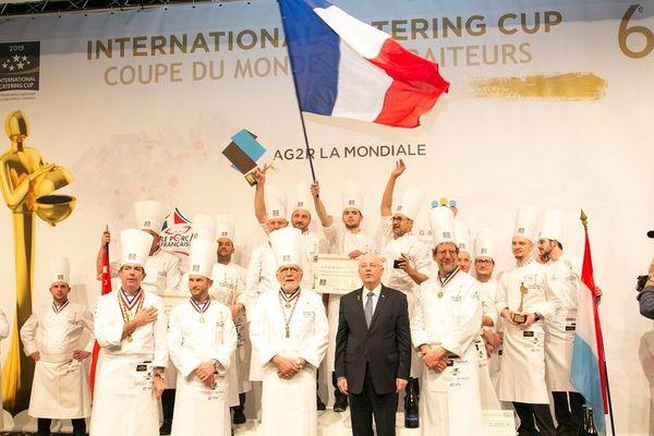 Sirha 2019 à Lyon : la France a remporté la coupe du monde des traiteurs