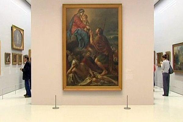 """Montpellier - exposition """"le Goût de Diderot"""" au musée Fabre jusqu'au 12 janvier 2014 - 5 octobre 2013"""