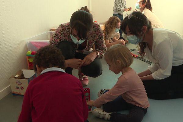 Une formation diplômante pour mieux prendre en charge l'autisme à la Croix-Rouge de Limoges.