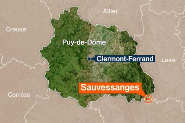 Les secours ont été mobilisés lundi 29 novembre pour secourir un bûcheron sur la commune de Sauvessanges (63)