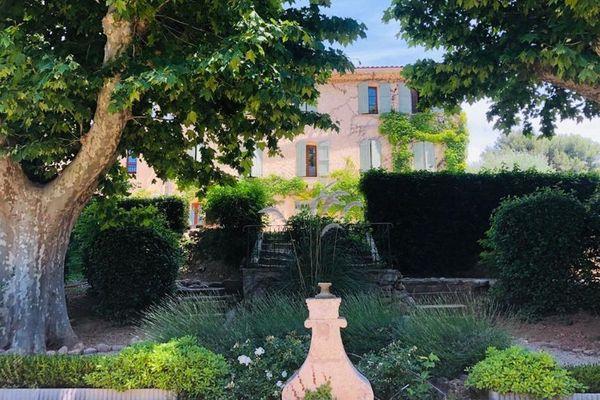 Cet hôtel d'Aix-en-Provence a accueilli quatre clients pendant la crise, mais sans restauration ni petits-déjeuners.