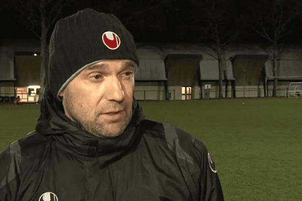 Nicolas Le Bellec quitte le Limoges FC