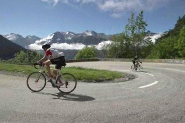 Les événements de la Haute Route sont les plus hautes et les plus difficiles cyclosportives au monde.
