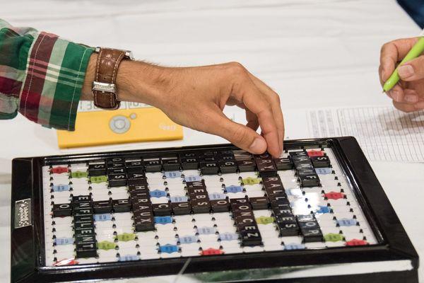 le 43ème festival international de Scrabble va prendre ses quartier à Vichy du 5 au 13 mai 2018