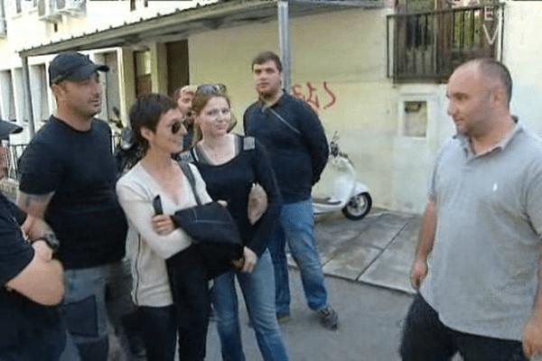 Les salariés du centre de distribution de La Poste d'Ajaccio Ville sont en grève depuis 3 jours.