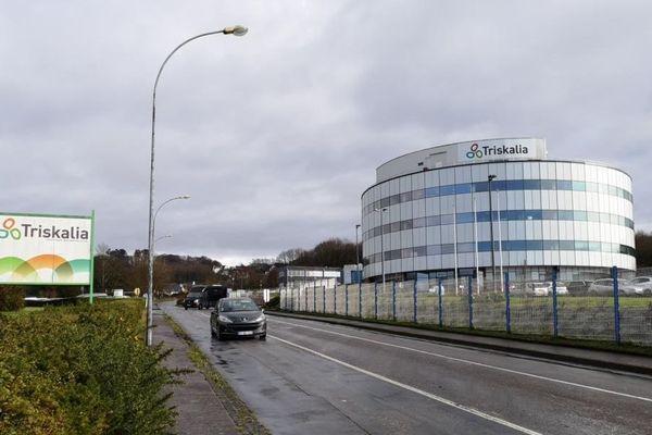 Le siège de Triskalia à Landerneau