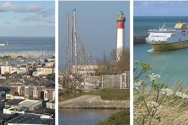 """Cherbourg, Ouistreham et Dieppe sont désormais fédérés sous le pavillon """"Ports de Normandie"""""""