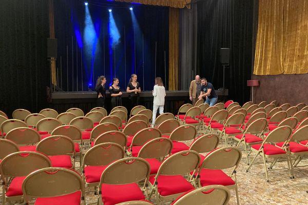 Le Quai, salle de théâtre privée à Troyes. / © Tiphaine Le Roux - France Télévisions
