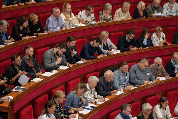 La convention citoyenne pour le climat a fait 149 propositions après 9 mois de travail.
