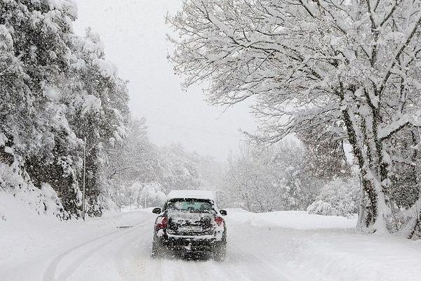 18/01/17 - Neige en Corse : les conditions de circulation reviennent petit-à-petit vers la normale