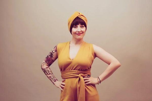 """Rencontre, à l'occasion de la Journée mondiale contre le cancer, ce jeudi 4 février avec Julie Meunier créatrice de la marque """"les Franjynes""""."""