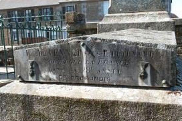 En mémoire d'un poilu « mort pour la France »