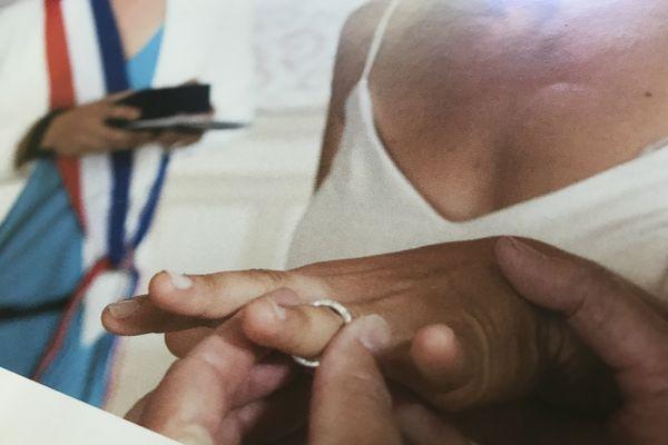 De nombreux mariages avaient dû être reportés lors du confinement du mois de mai.