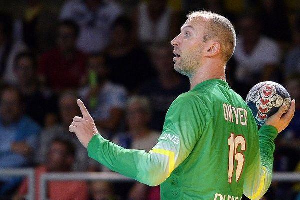 Pour cette saison 2014-2015, le PSG handball s'est offert une recrue de choix : le gardien Thierry Omeyer