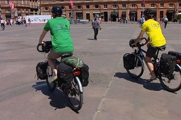 En vélo à assistance électrique pour parcourir le monde des saveurs