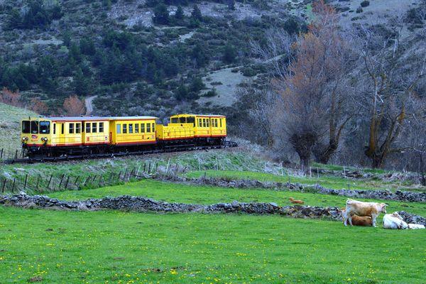 Le train jaune des Pyrénées-Orientales doit-il rouler lorsqu'il est vide ?