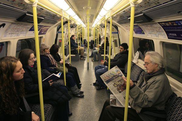 L'humour normand banni des transports londoniens