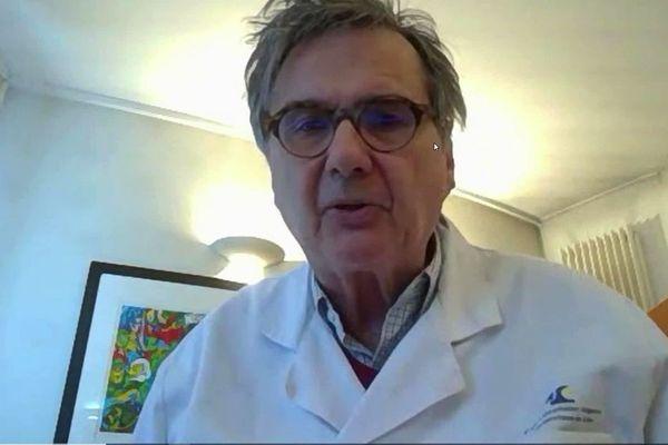 Le docteur Patrick Goldstein