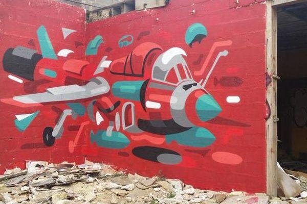 Street Art  by Taroe