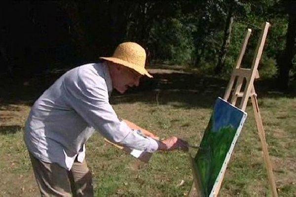Claude Monet a peint 23 toiles illustrant les paysages de la Creuse